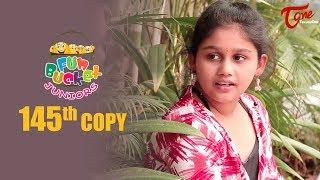 Fun Bucket JUNIORS | Episode 145 | Work From Home | by Nagendra K | TeluguOne - TELUGUONE