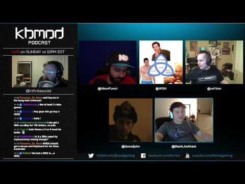 KBMOD Podcast - Episode 156: Post PAX Prime Edition