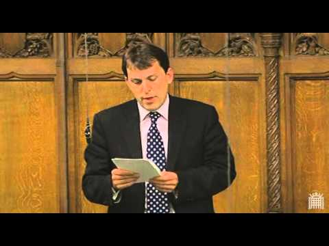 John Glen MP: Adjournment Debate on Porton Down