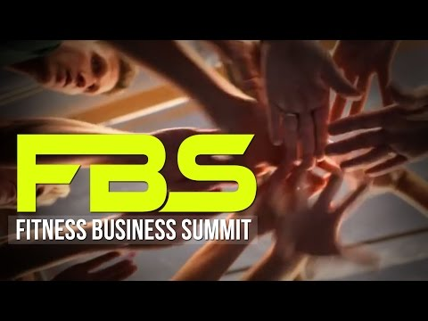 Fitness Business Summit 14