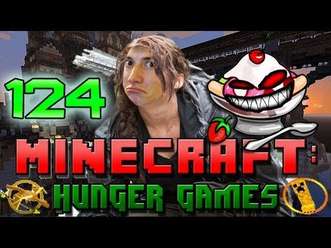 Minecraft: Hunger Games w/Mitch! Game 124 - Ice Cream Sundae's Revenge