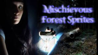 Royalty FreeBackground:Mischievous Forest Sprites