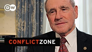 I really give President Trump a lot of credit': US Senator Jim Risch | DW Conflict Zone - DEUTSCHEWELLEENGLISH