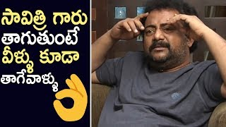 Burra Sai Madhav About Producer Compliments On His Work In Mahanati | TFPC - TFPC