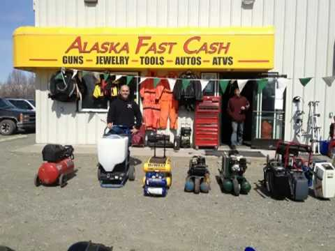 Noel Lowe - Alaska Fast Cash on Text Messaging