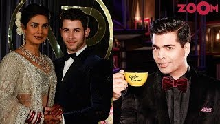 Nick Jonas to shoot a special video for Koffee with Karan episode with Priyanka Chopra? - ZOOMDEKHO
