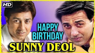 Happy Birthday Sunny Deol | Best Scenes Of Sunny Deol | Ziddi Hindi Movie - RAJSHRI