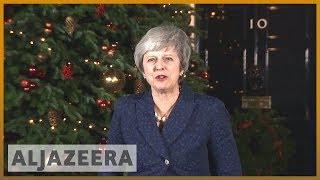 🇬🇧British PM Theresa May survives vote of confidence | Al Jazeera English - ALJAZEERAENGLISH