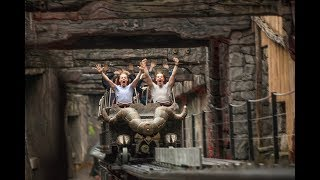 #360Video: Phantasialand near Cologne | DW English - DEUTSCHEWELLEENGLISH