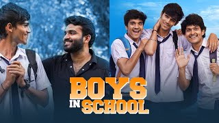Boys in School | Childhood Nostalgia ft. Kiran Abbavaram | RVRGOnNov29 | Boy Formula | Chai Bisket - YOUTUBE
