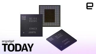 Samsung announces its next-generation DRAM chip | Engadget Today - ENGADGET
