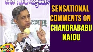 Jaya Prakash Narayana Sensational Comments On Chandrababu Naidu Govt Ruling | Mango News - MANGONEWS