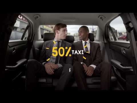 Reklama MyTaxi