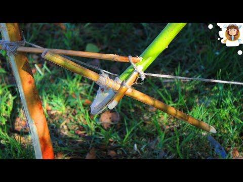 Armadilha para animais de grande porte - (Sobrevivência)