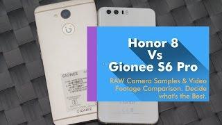Honor 8 Vs Gionee S6 Pro Camera Comparison  - You Decide What's Better
