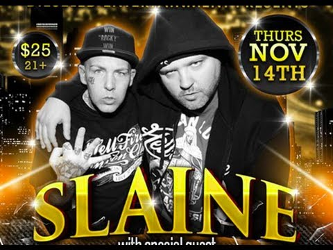 SLAINE Live at South Shore Music Hall