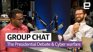 The presidential debate and cyber warfare - ENGADGET