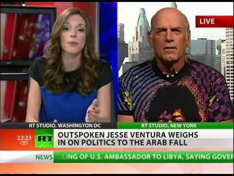 Jesse Ventura: Get rid of foreign aid!
