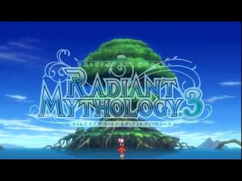 [PSP] Tales of the World Radiant Mythology 3 - Opening Sequence [HQ]