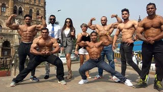 Pune gears up to host 11th Mr India, Senior Men & Women Body Building Championship - TIMESOFINDIACHANNEL