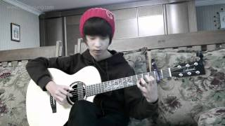 Happy New Year - Sungha Jung (y)