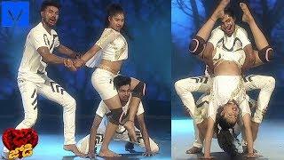 Somesh and Shresti Performance Promo - Dhee Jodi (#Dhee 11) Promo - 7th August 2019 - Sudheer - MALLEMALATV