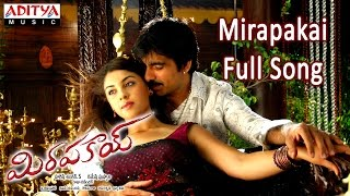 Mirapakai Title Full Song || Ravi Teja, Richa Gangopadyaya,Deeksha Seth - ADITYAMUSIC