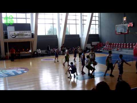 BC SPorts Talents vs BC BUBA II - U14 - boys - 2013-2014
