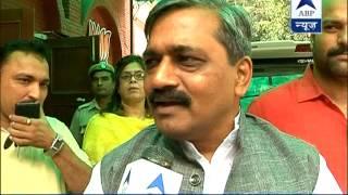 BJP still tight lipped over govt formation in Delhi - ABPNEWSTV