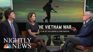 'Vietnam War' Filmmakers Speak to Tom Brokaw | NBC Nightly News - NBCNEWS