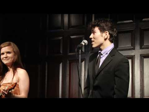"""You and I"" cover performed by Max Schneider and Madeline Smith"