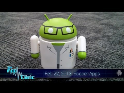 The App Clinic: Soccer