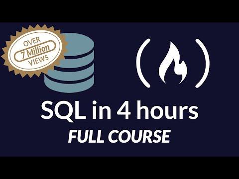 SQL - курс за почетнике