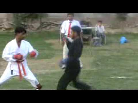District Kyokushin Kai Kan Karate Championship 2013 Part 9