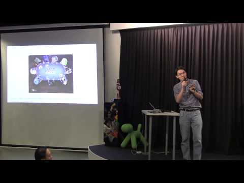 Walter Wong - - LVL.UP KL: Internet Architecture