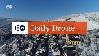 #DailyDrone: Oberwiesenthal - DEUTSCHEWELLEENGLISH