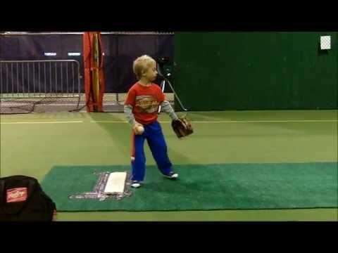 Baseball Throwing Fundamental Drills