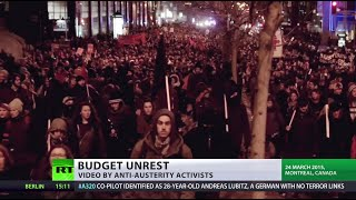 Canada fury: Week of  austerity protests brings tens of thousands onto Quebec streets - RUSSIATODAY