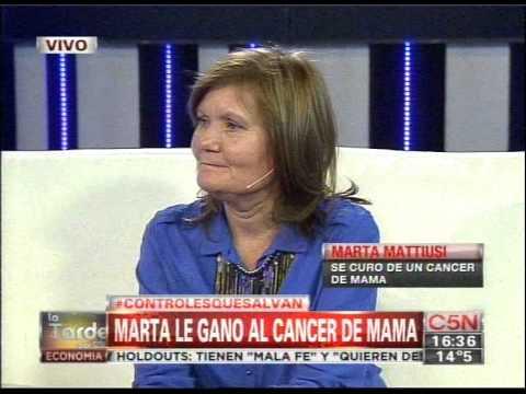 C5N -  SALUD:   PREVENCION Y CONTROLES CONTRA EL CANCER DE MAMA