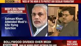 Pro and anti-Modi camps in Bollywood-town - NEWSXLIVE