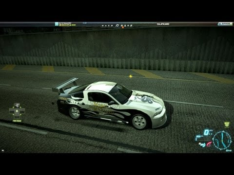 Need For Speed World Ford Mustang Boss 302 2012 Drag King Drag Edition (5 October 2013)