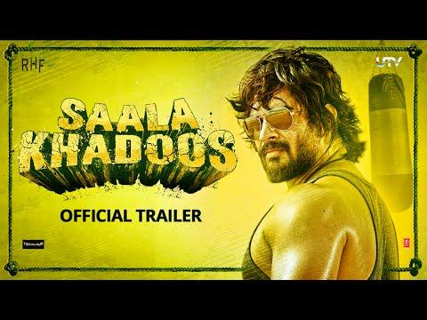 Saala Khadoos - Trailer