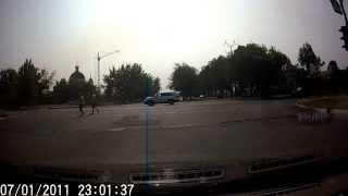 Игнорирование красного цвета светофора