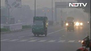 दिल्ली-एनसीआर में बारिश के बाद भी प्रदूषण से राहत नहीं - NDTVINDIA