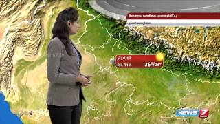 Weather Forecast 03-09-2015 – News7 Tamil Show