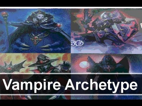 Yugioh New Vampire Support New Zombie Monsters Shadow Specters