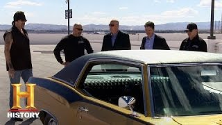 Counting Cars: Hard Rock Casino Hotrod (S4, E14) - HISTORYCHANNEL