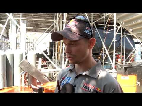 Casey Stoner Sydney V8 race weekend wrap