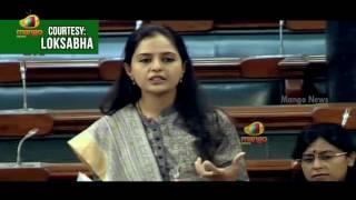 Preethi Gopinath Munde Speaks On Maternity Benefit Bill | Lok Sabha | Parliament | Mango News - MANGONEWS