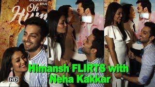Watch: Himansh Kohli FLIRTS with Neha Kakkar - BOLLYWOODCOUNTRY